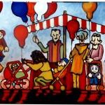 La marchande de ballons