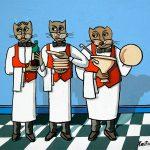brigade des chats