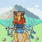 cheval+âne