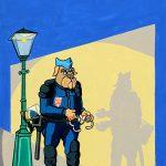 chien+ombre