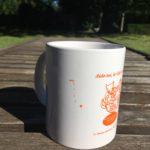 Mug fabuleux orange